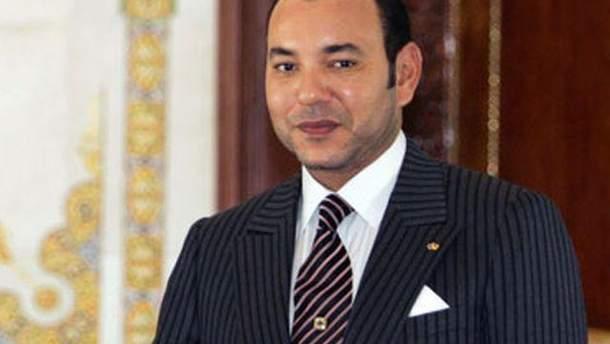 Король Марокко