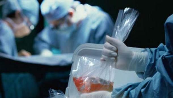 Донорство органів
