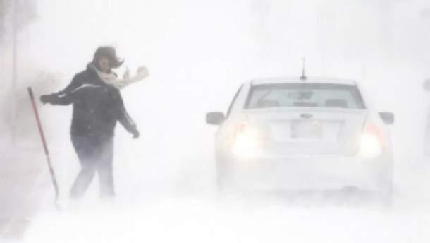 Снігова буря