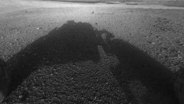 Тінь від марсохода