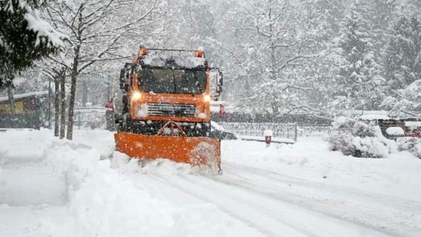 Снігозбиральна техніка
