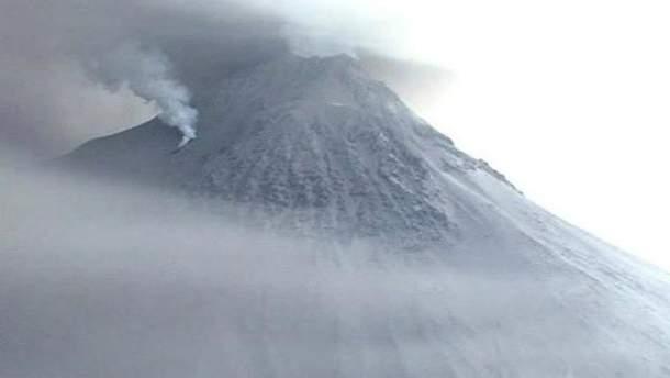 Вулкан Плоский Толбачік