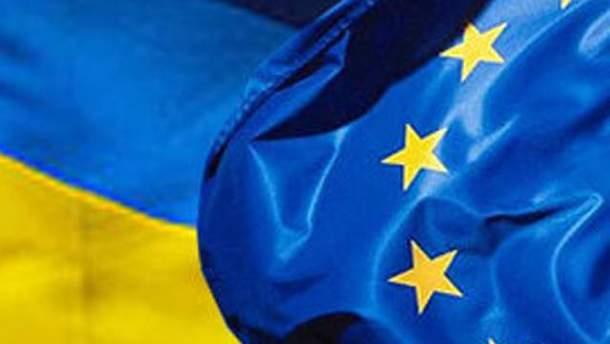 Украина и Европейский Союз