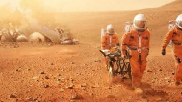 Экспедиция на Марсе