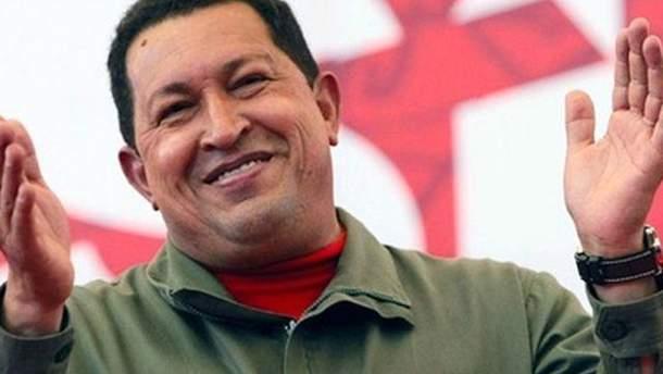 Уго Чавеса