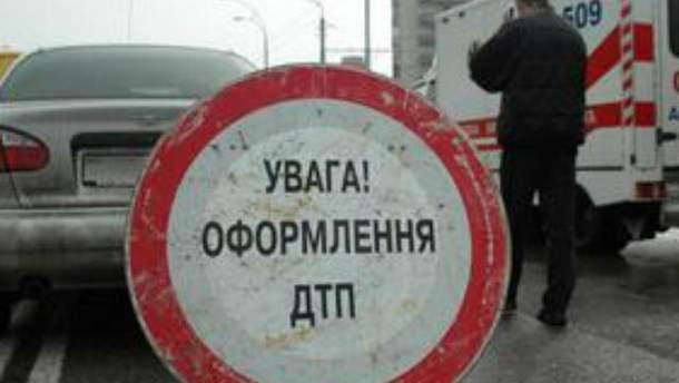 В аварии на Николаевщине пострадали 2 человека (Видео)