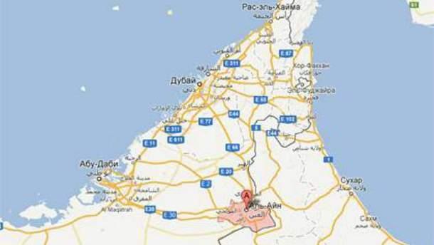Провінція Аль-Айн