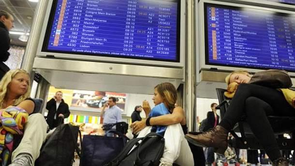 Скасували десятки рейсів