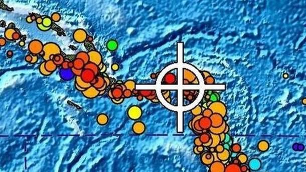 Чрезвычайная ситуация на Соломоновых островах