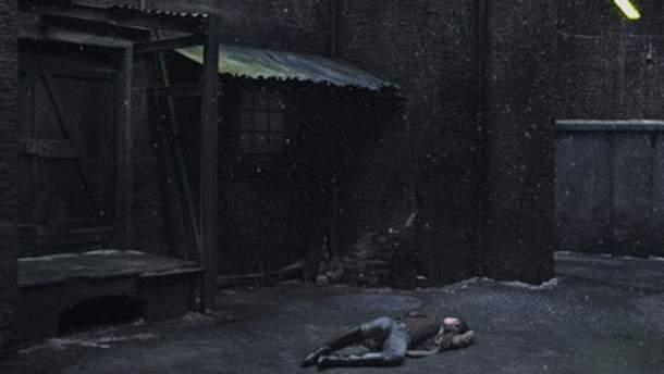 Кадр из фильма Триера