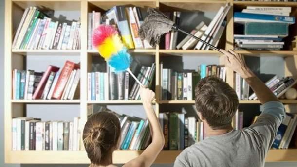 Домашні обов'язки руйнують сім'ї