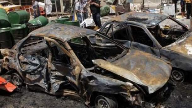 Теракт в Іраку