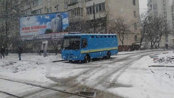 Автобус с