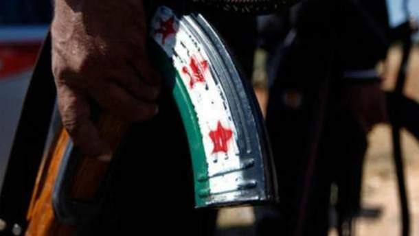 Сирійські бойовики