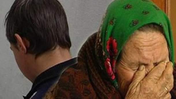 17-летний юноша изнасиловал 74-летнюю пенсионерку