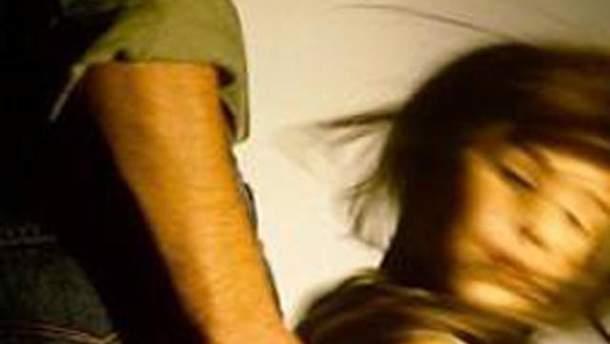 Чоловік зґвалтував 5-річну