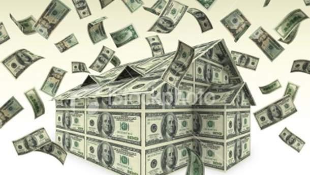 Квартира обошлась в 800 тысяч гривен
