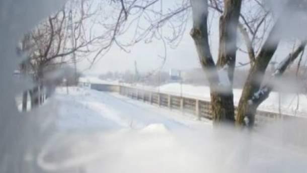 Зима. Ілюстрація