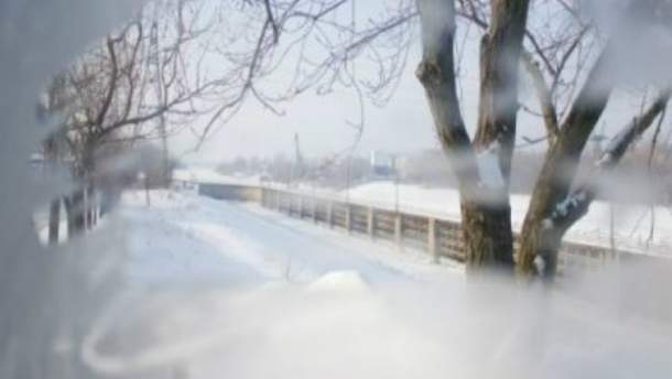 Зима. Иллюстрация