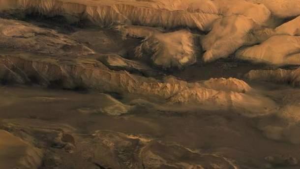 Тепер Марс можна розглядати на 3D-карті (Фото)