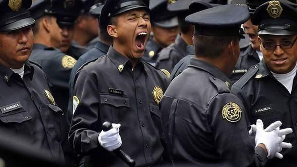 Мексиканська поліція