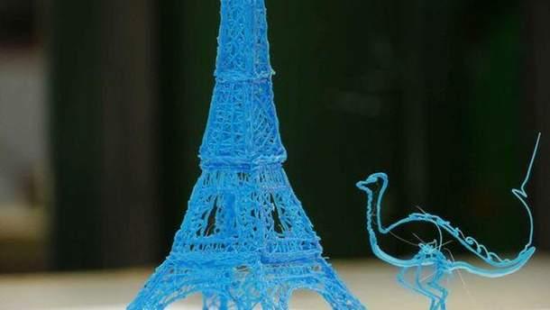 Творения 3D-ручки