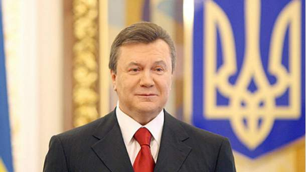 Президент України Віктор Янукович