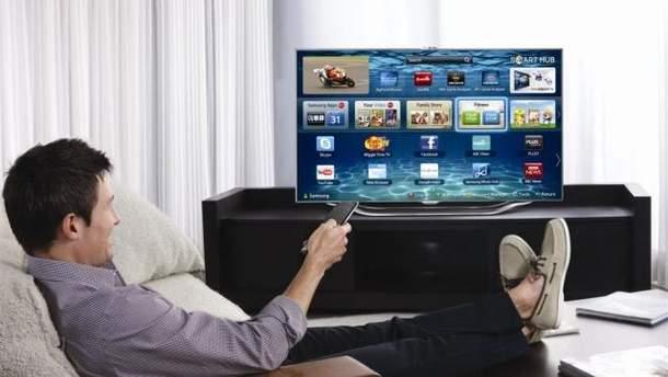 Пользователь Smart TV