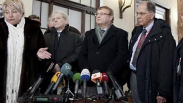 Німецькі лікарі Тимошенко