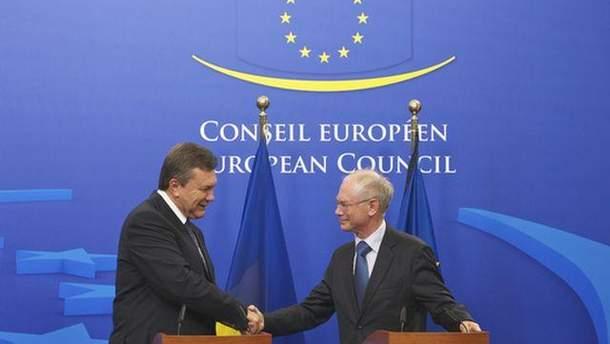 На саміті Україна – ЄС