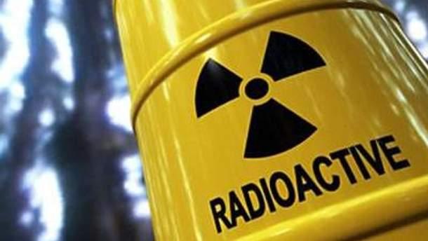 Цистерна для ядерного топлива