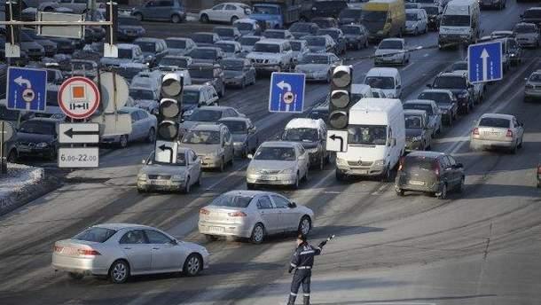 Київські дороги