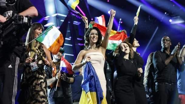 """В очікуванні """"Євробачення"""": чи Злата Огневич здобуде перемогу (Опитування)"""