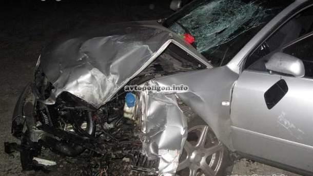 У Києві п'яний водій насмерть збив студента (Фото)