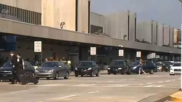 Аеропорт в Атланті