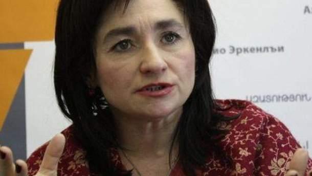 Мария Матиос
