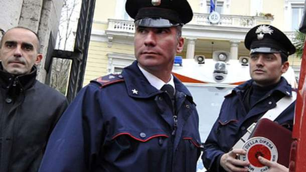Італійська поліція