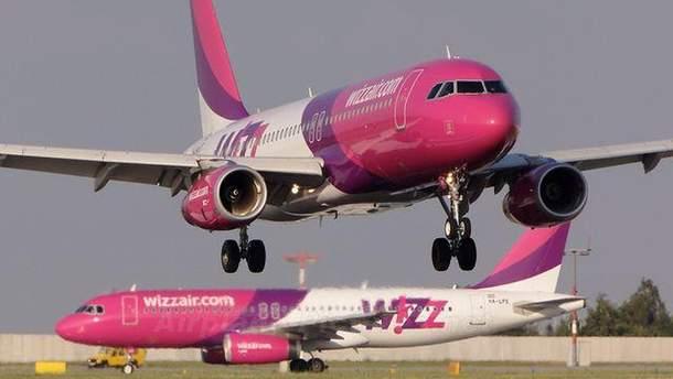 Самолеты Wizz Air