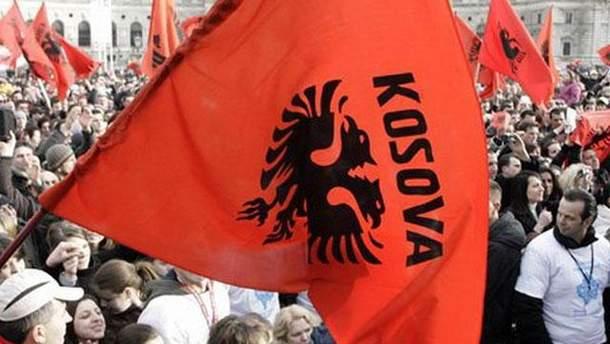 Прапор Косово