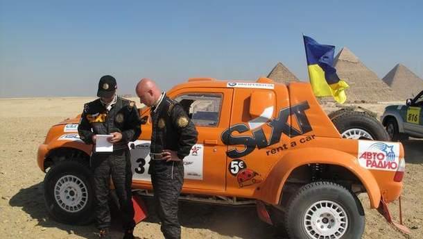 Команда SIXT Ukraine