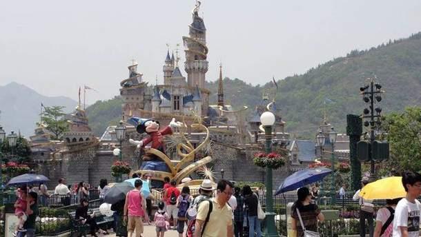 Діснейленд у Гонконзі