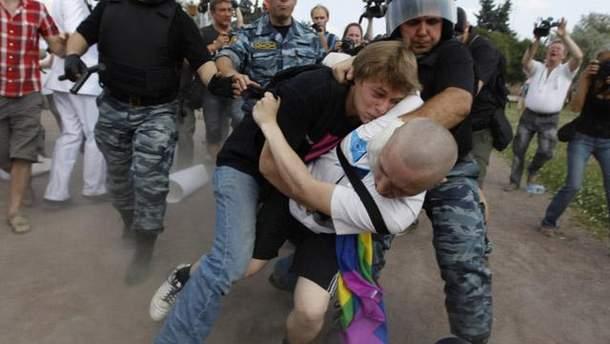 Правоохранители задержали почти 60 человек