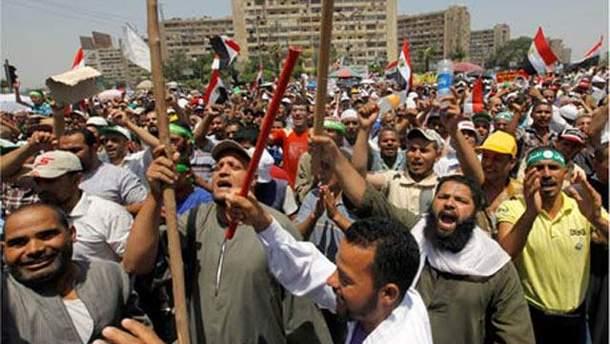 Протести в Єгипті