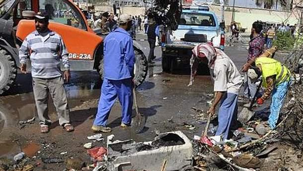 Вибухи в Іраку