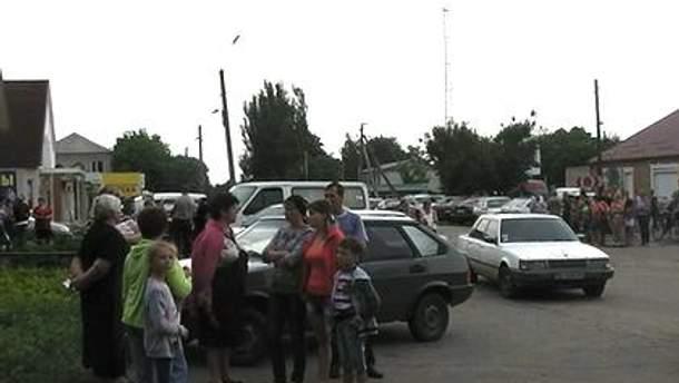 Местная община Врадиевки