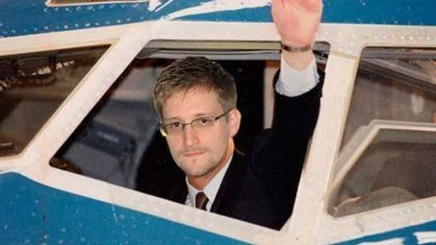 Едвард Сноуден