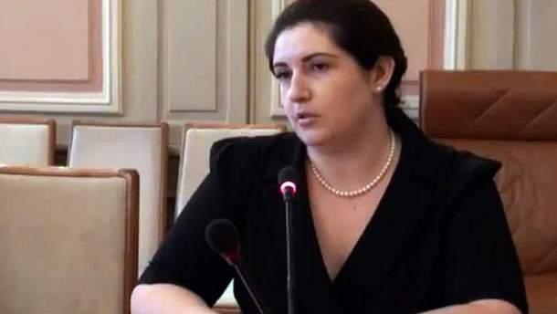 Виктория Георгиевская