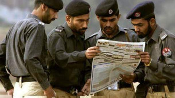 Полиция Пакистана