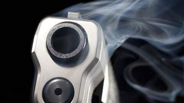 Пістолет, що вистрілив