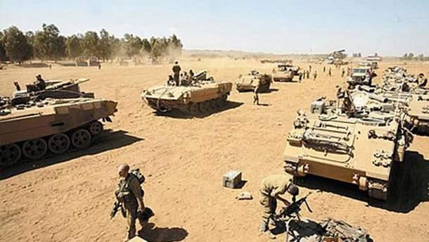 Військові дії